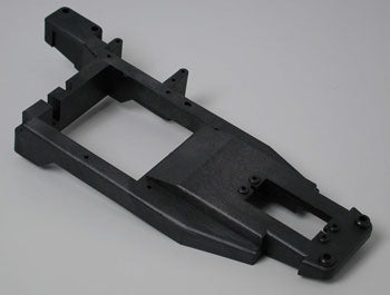 Plastic Chassis Backbone  (Part # TRA4131)