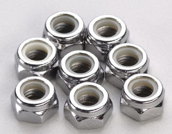 NYLON LOCKING NUT: NRU _ E/TMX.15_ (Part # TRA4147)