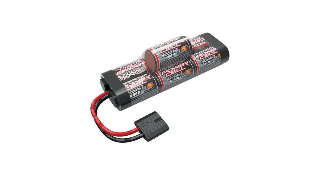 7C Hump 5000mAh NiMH Battery , w/TRA ID (PART# TRA2961X)