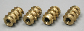 THREADED INSERT - 4-40 (Part # DUB391)