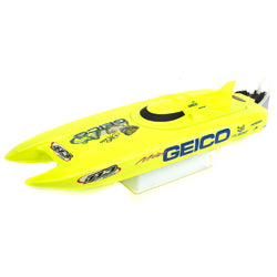 Miss Geico 17-inch Catamaran Brushed: RTR (PART# PRB08019)