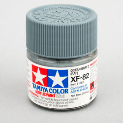 Acrylic Mini XF-82 Ocean Gray 2 RAF 10ml Bottle