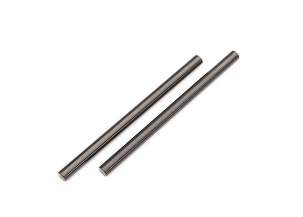 TRA8941 Suspension pins, lower, inner (front or rear), 4x64mm (2) (hardened steel)