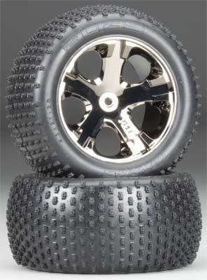 TIRES & WHEELS 2.8 ALLSTAR (Part # TRA3770A)