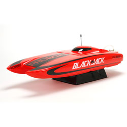 BLACKJACK 24 CATAMARAN BL:  RTR (Part # PRB08007)