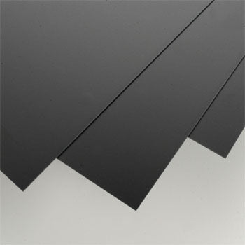 BLACK  SHEET .040X8X21 (Part # EVGU9115)