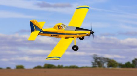EFL16450 Air Tractor 1.5m BNF Basic with AS3X & SAFE Select