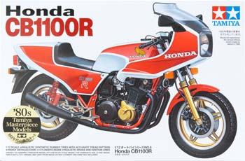 14008 1/12 Honda CB1100R Re-Release (Part # TAMS0008)