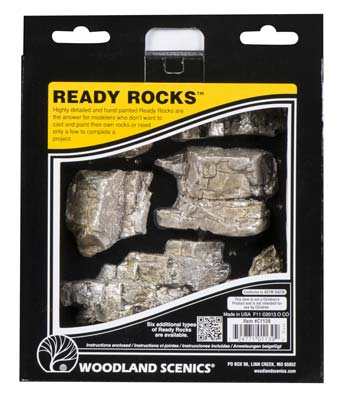 C1139 Ready Rocks Outcropping Rocks (Part# WOOU4039)