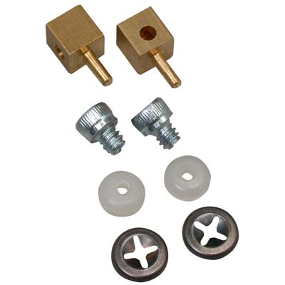 SCREW-LOCK CONNECTOR (2) (Part # GPMQ3870)