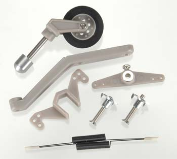 Semi-Scale Tail Wheel System Size 20-60 (Part # DUB955)