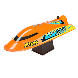 Jet Jam 12-inch Pool Racer, Orange: RTR (PART# PRB08031T1)