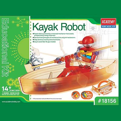 Kayak Robot (PART# ACYX8156)