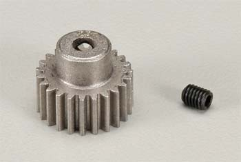 Pinion Gear 48P 23T w/Set Screw Steel (Part # TRA2423)