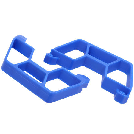 RPM73865 Nerf Bars, Blue: TRA LCG Slash 2WD