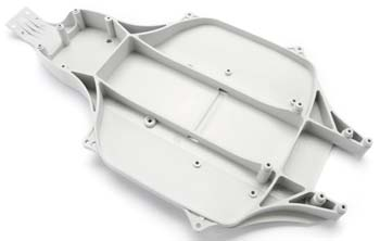 MAIN CHASSIS_ WHITE BLITZ (Part # HPI103366)