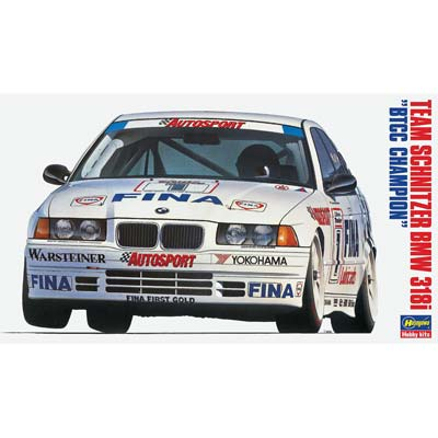 20271 1/24 Team Schnitzer BMW 318i BTCC Champion (Part # HSG20271)