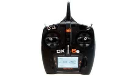 SPMR6655 DX6e 6 Channel Transmitter Only