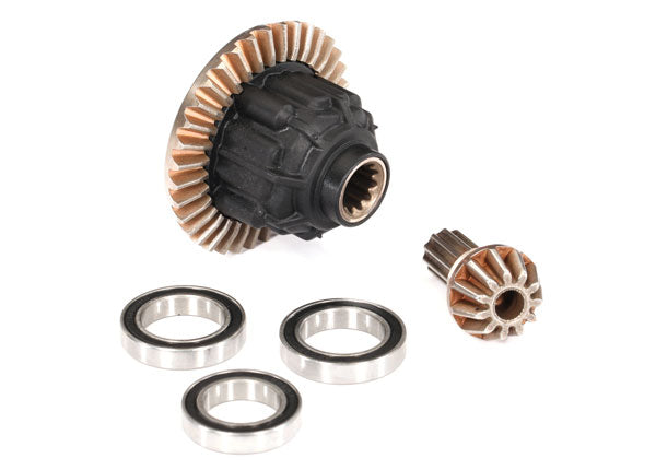 TRA7881 - Differential, rear, complete (fits X-Maxx® 8s)