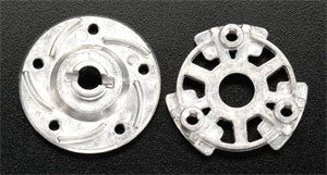 SLIPPER PRESSURE PLATE & HUB: JATO (Part # TRA5556)