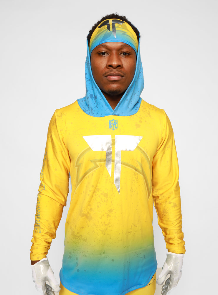 MG 5's Long Sleeve Hoodie (Bolts Edition)