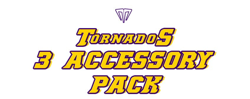 THREE ACCESSORY PACKAGE