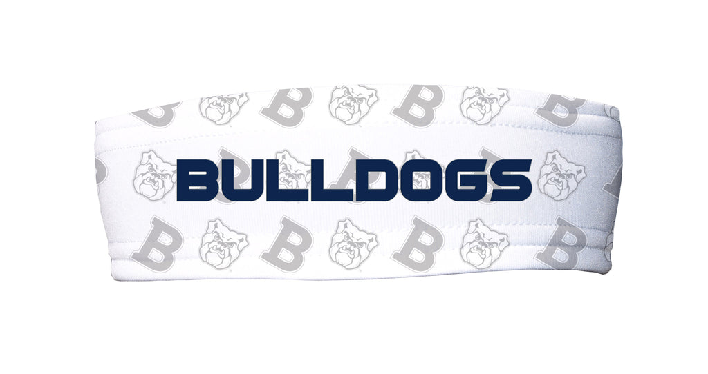 Butler Headband White