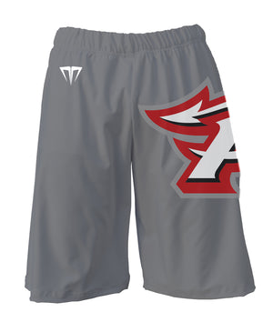 MG Pike Ath Fit Shorts