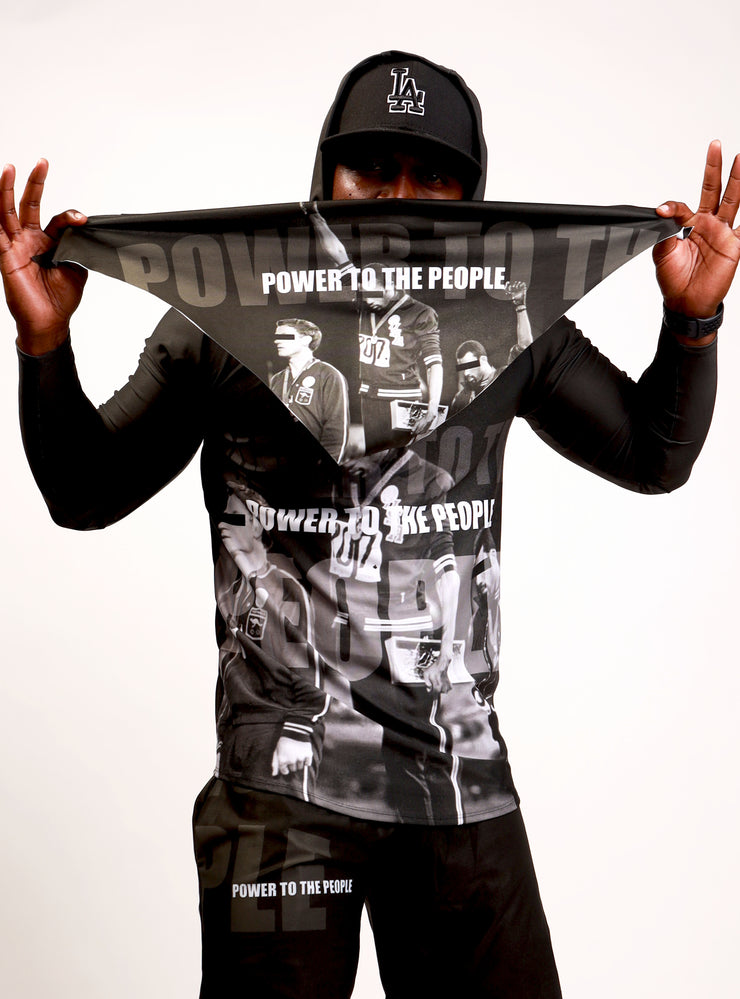 MG Power To The People Bandanna