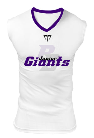 MG BD Junior Giants Body Grip Sleeveless Top