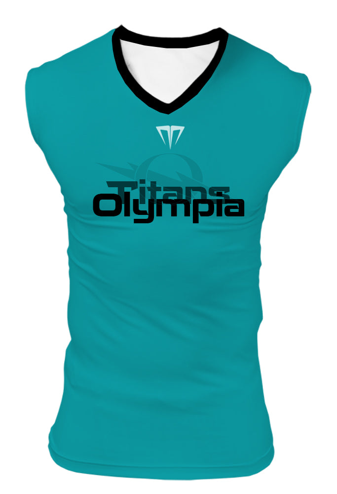 MG Olympia Body Grip Sleeveless Top