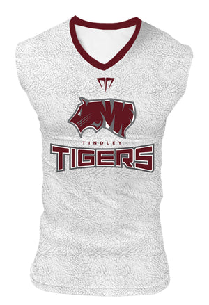 MG Tindley Tiger Body Grip Sleeveless Top