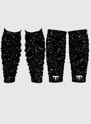 MG Custom Splatter Print Bunch Leg Sleeves