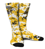 MG Hawks Digital Camo Socks