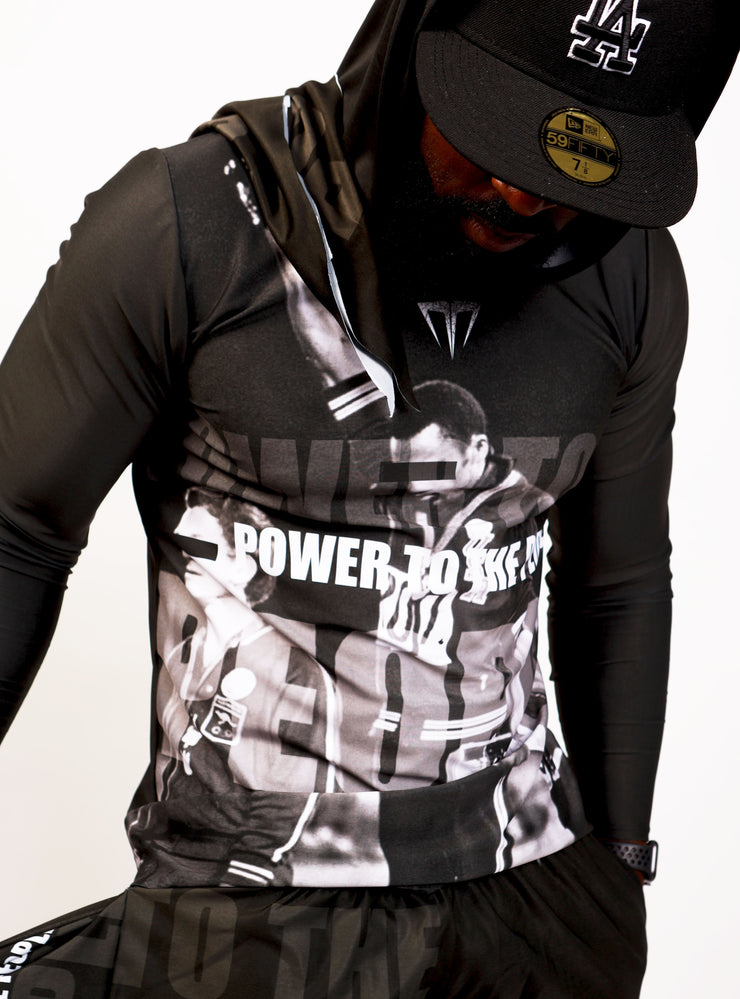 MG Power To The People Long Sleeve Hoodie