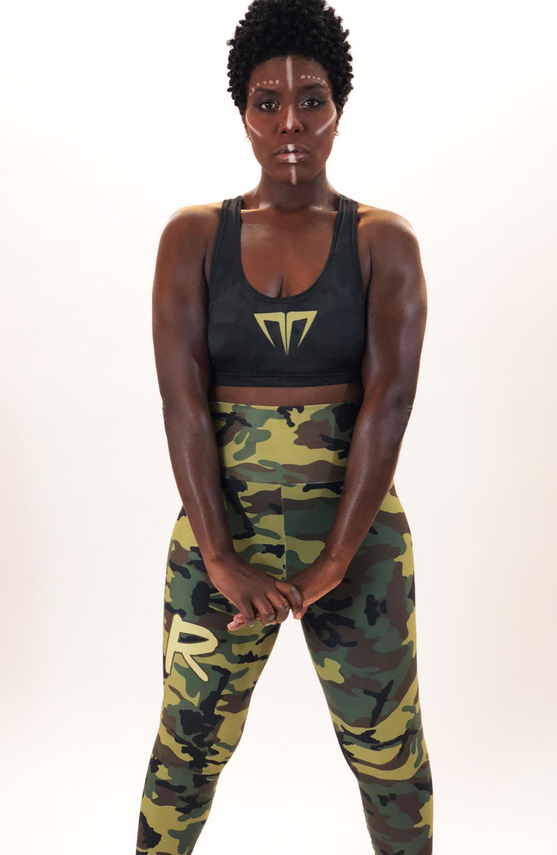 MG Custom Women's Camo Fit