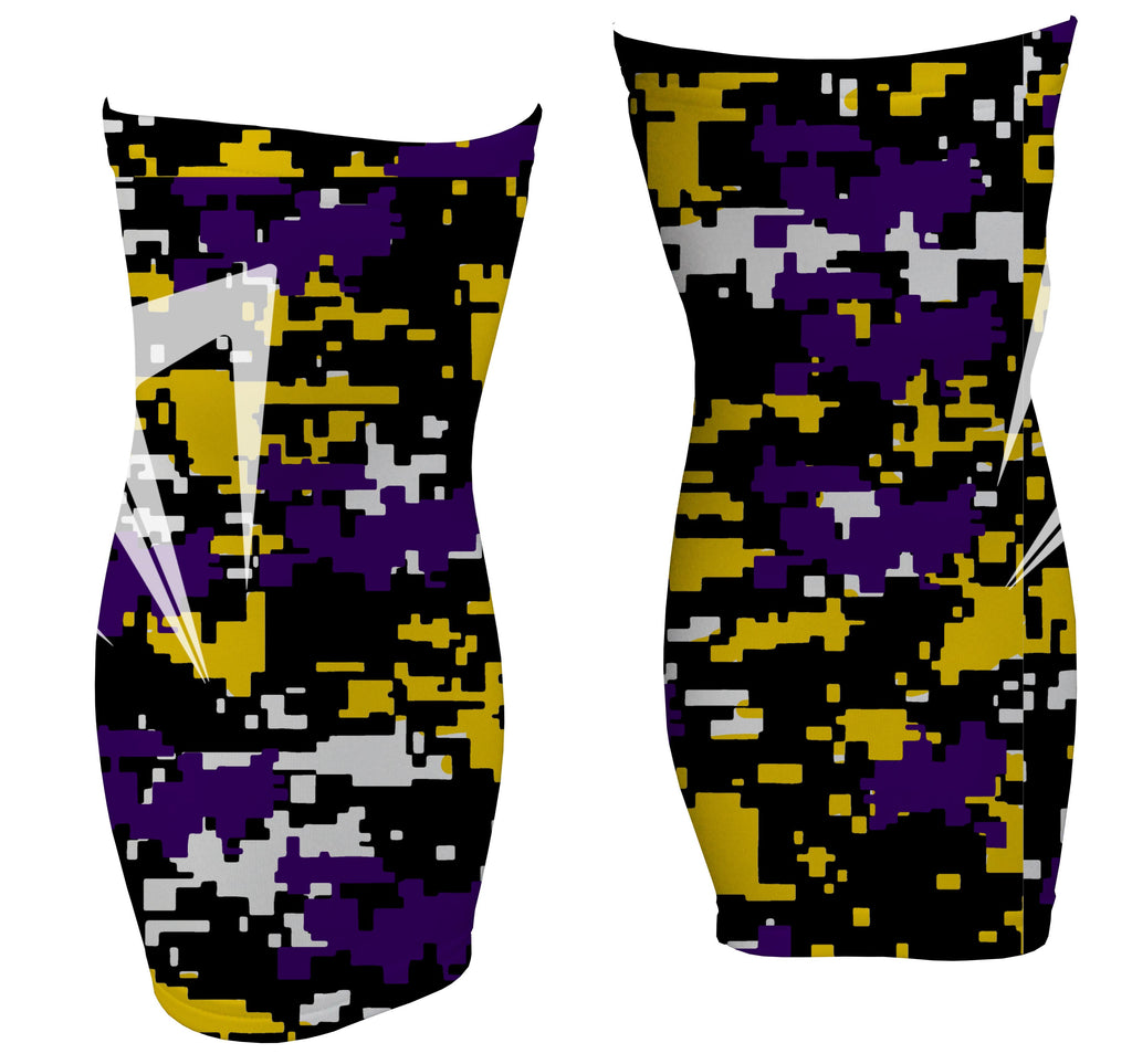 Tornados Digital Camo Half Leg Sleeves