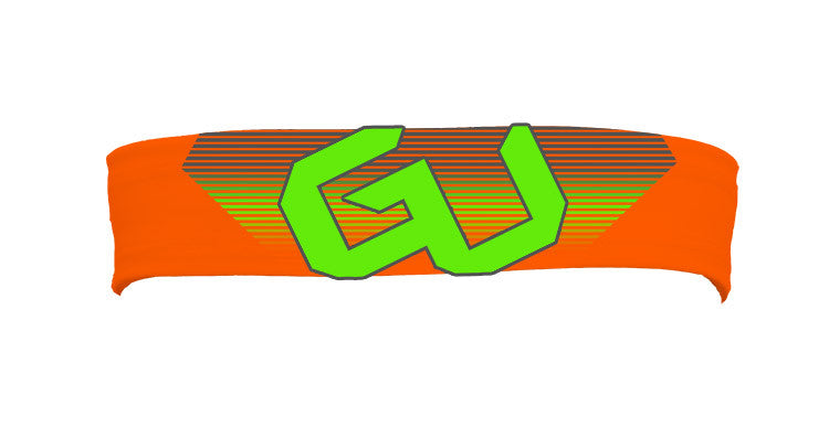 GU Orange Headband