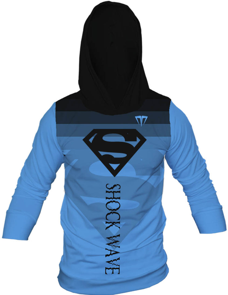 MG Shock Wave Long Sleeve Hoodie