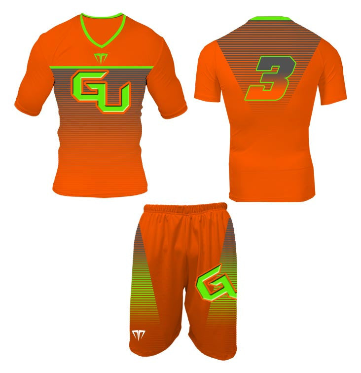GU Orange Uniform