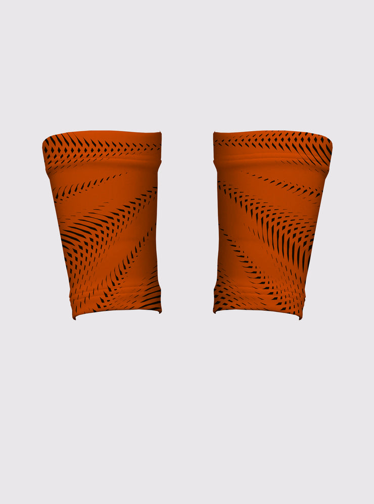 MG Custom Shape Gradient Print Wrist Sleeves