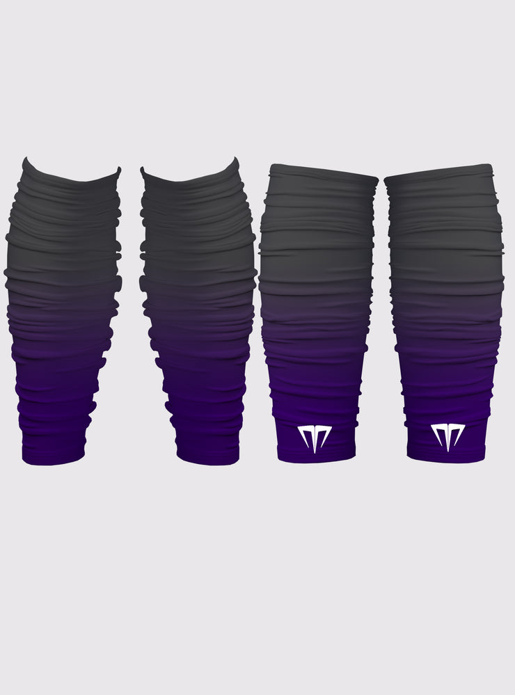MG Custom Fade Print Bunch Leg Sleeves