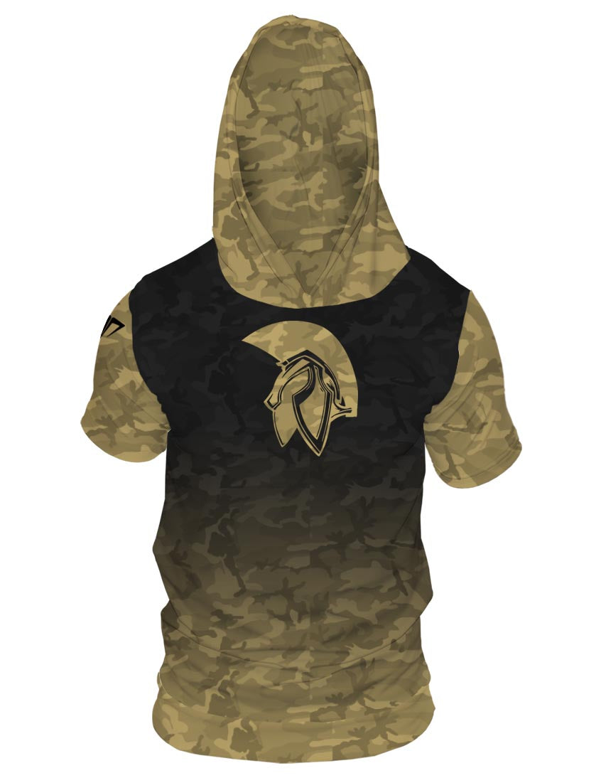 MG Indy North Warriors Short Sleeve Hoodie