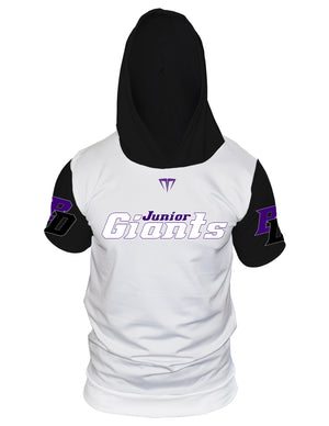 MG BD Junior Giants Short Sleeve Hoodie