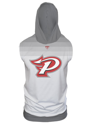 MG Pike Sleeveless Hoodie