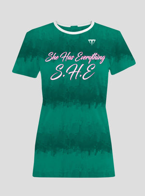 MG SHE Women's Athletic Fit Top