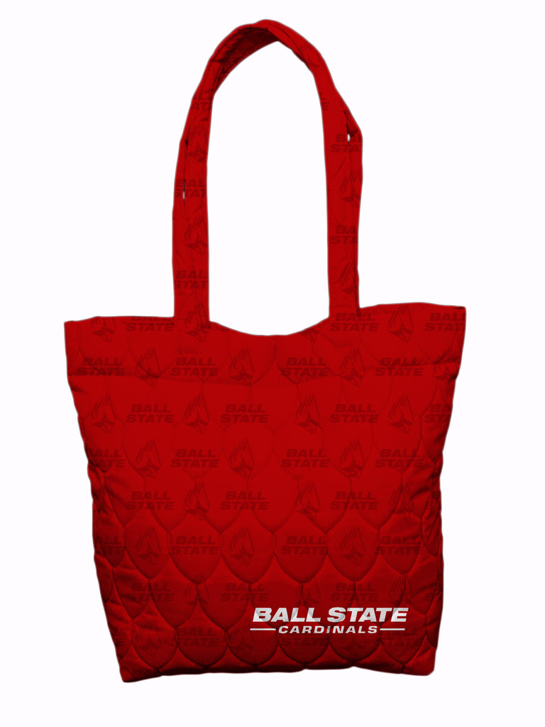 Ball State All Over Print Tote Bag