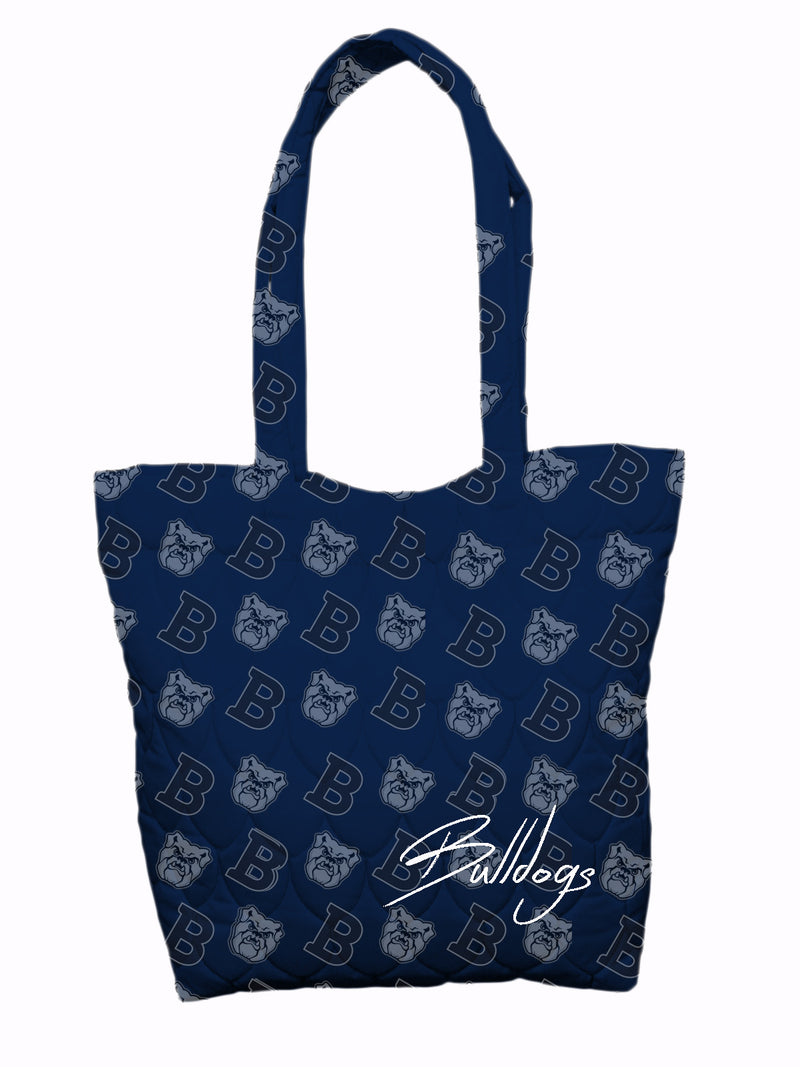 Butler All Over Print Tote Bag