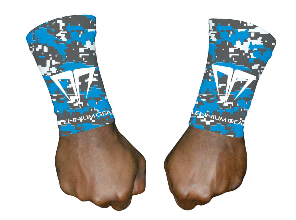 MG Digital Camo Wrist Sleeves
