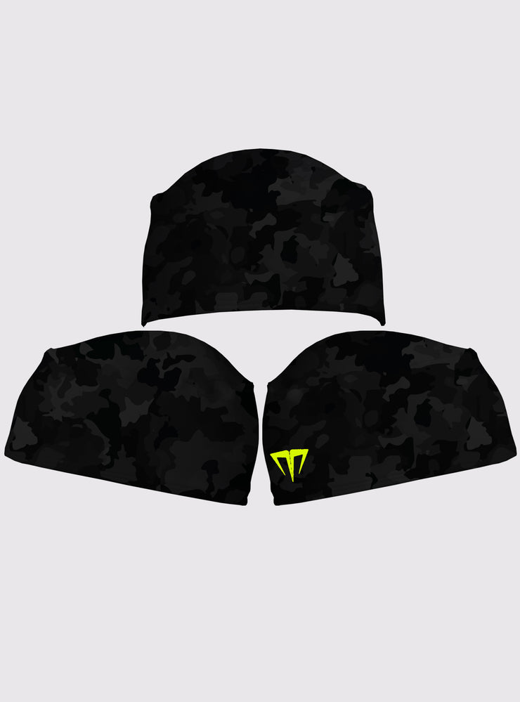 MG Custom Dark Camo Athletic Cap
